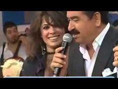 Ibrahim Tatlises ve Yasmin Levy CANLI seni sana birakmam - YouTube