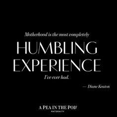 Inspiring Quotes about Motherhood // Diane Keaton