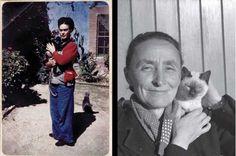 Frida Kahlo and Georgia O'Keeffe