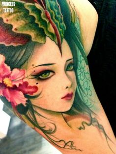 Princess Tattoo Forlì