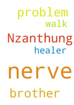My brother Nzanthung has nerve problem. - My brother Nzanthung has nerve problem. He can not walk by himself. Please pray for him. Jesus is the healer. Posted at: https://prayerrequest.com/t/lEu #pray #prayer #request #prayerrequest