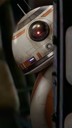 iPhone 6 BB-8 wallpaper