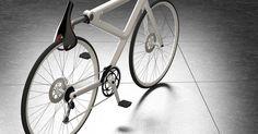 A Saddle Lock tem um conceito bem simples e foi um vencedor do Red Dot Award 2012: conceito de design .   Designers: Lee Sang Hwa, Kim Jin H...