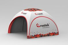 Pneumatic tent - Airtight inflatable tents for events and festivals. Inflatable Furniture, Tents, Festivals, Design, Teepees, Concerts, Curtains, Festival Party