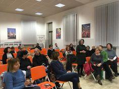 Incontro al CSV di Vicenza Volontariato Vicentino tra Associazioni e aspiranti Volontari - questa sera si sono presentate: ADMO di Vicenza, Amici degli Animali, Comitato 180, Curare a Casa.   #entiterzosettore  #volontariatovicentino  #csvdivicenza