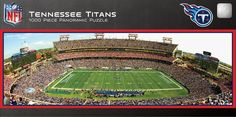 NFL Tennessee Titans - 1000 Piece Jigsaw Puzzle