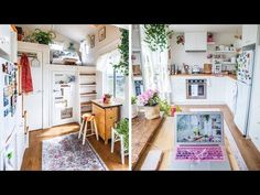 The Most Beautiful Tiny Houses I've Ever Seen Converted School Bus, Tiny House Big Living, Dome House, Micro House, Most Beautiful, Gallery Wall, Tiny Houses, The Incredibles, Kids Rugs