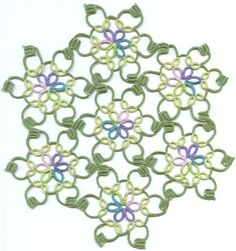 Tatting Treasures: June 2011