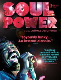 Soul Power is a film based on the legendary 'Zaire 74'  festival in Congo DR which accompanied the Rumble in the Jungle match between Ali and Foreman.