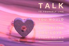Read Brene Brown!