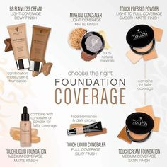 Looking for the perfect coverage for your skin. Look no further. Need help choosing your color? Message me. www.youniqueproducts.com/plussizelashes