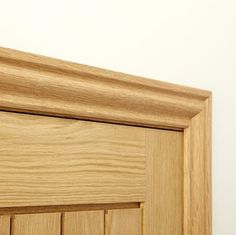 Ogee | Oak veneered MDF mouldings | Doors & joinery | Howdens Joinery