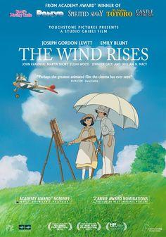 Hayao Miyazaki (2013) The Wind Rises {Kaze tachinu} | M282