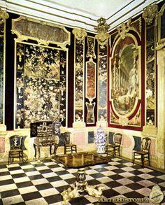 Palacio Real (La Granja de San Ildefonso, Segovia). Salón japonés