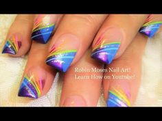 Welcome to my Nail art channel! A fun place for DIY Nail Art Designs fil. Welcome to my Nail art channel! A fun place for DIY Nail Art Designs fil. Welcome to my Nail art channel! A fun place for DIY Nail A. Fingernail Designs, Toe Nail Designs, Nail Polish Designs, Nails Design, Salon Design, Design Art, Design Ideas, French Nail Art, French Nail Designs