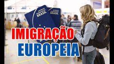 COMO PASSAR PELO CONTROLE AO CHEGAR NA EUROPA