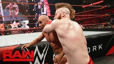 Cesaro vs. Sheamus: Raw, Aug. 8, 2016 - http://www.truesportsfan.com/cesaro-vs-sheamus-raw-aug-8-2016/