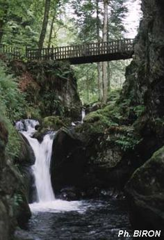 Le cascade july 1996