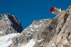 Gervasutti Refuge, Courmayeur (Mont Blanc), Italy / Luca Gentilcore and Stefano Testa (LEAPfactory)