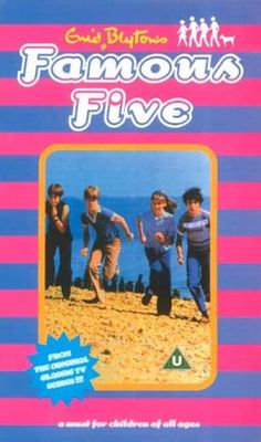 Famous Five: Five On A Secret Trail/Five Go Off To Camp Parts 1&2 [VHS] [1978]