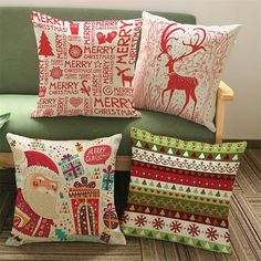 Always busy searching and adding products you may like :) It just came: Christmas Pillow ... http://brixme.net/products/christmas-pillow-cushion-cover-for-decoration?utm_campaign=social_autopilot&utm_source=pin&utm_medium=pin
