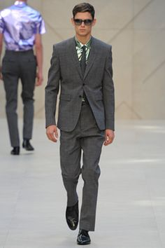 Burberry Prorsum Spring 2013 Menswear Collection on Style.com: Complete Collection