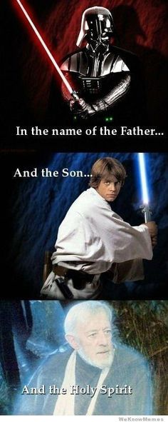 May The Force Be With You!!!
