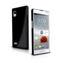 Custodia LG Optimus L9 Muvit Minigel - Nero  € 8,99