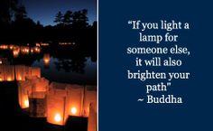 Light a lamp