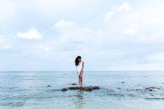 García Lopez the mermaid. Olivia Lopez, Garcia Lopez, Lust For Life, Wanderlust, Mermaid, Beach, Summer, Editorial, Blog
