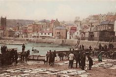 See related links to what you are looking for. Old Photographs, Old Photos, Cornish Cottage, St Ives Cornwall, Historical Pictures, Holiday Destinations, Still Image, Black And White Photography, Holiday Fun