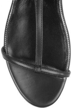 Tom Ford - Embellished Leather Sandals