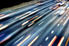Photographing Car Light Trails