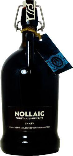 NOLLAIG - an Irish Christmas. Nollaig Christmas Spruce Beer PD