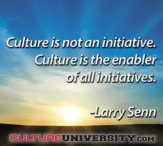 One of the greatest business challenges is effectively changing a workplace culture. What if it's an extremely large, global corporation? Some might view it as an unsurmountable challenge. Not Larry Senn. He has arguably been a part of more large-scale culture transformations than any other individual in the world. He's the founder and chairman of […]