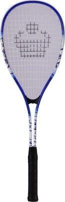 Cosco LST-125 Strung Squash Racquet - Enjoy an action-packed game of squash by getting this LST-125 Strung Squash Racquet from Cosco. Racquet made of Aluminium for Lightness and Durability.