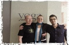 Yoganomics is a by-product of my time and employment at Yoga Journal. I came up with the term in 2006, while at my own home, and I knew it was directly influenced by conversations I have had with some of the employees, but especially with friends like Les Leventhal and Ex-Yogi Times San Francisco Editor – Lisa Maria, as well as actual conversations I had with many of my advertisers.