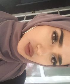 Dem brows.  See this Instagram photo by @muslimahapparelthings • 4,829 likes