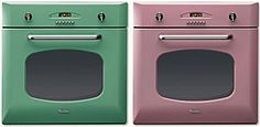 Baumatic new Retro multifunction built-in ovens Retro Appliances, Kitchen Appliances, Retro Kitchens, Homemade House Cleaners, Retro Oven, Discount Appliances, Oven Cleaner, Home On The Range, Built In Ovens