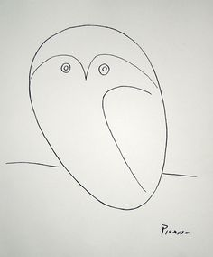 Image result for picasso's owl