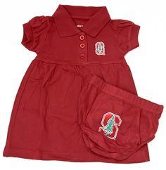 Stanford Polo Dress Set