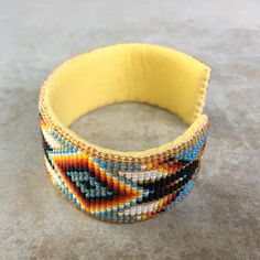 Beaded Bracelet Navajo JewelryNative American