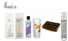 natural beauty products for the hair