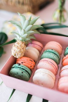Banana Cookie CutterFruit Tropical Summer Party tropique hawaii fruits biscuit