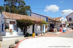 Casas típicas da aldeia saloia de Jose Franco, Mafra Portugal - Fotos Rotas Turísticas