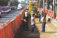 La Secretaría de Obras y Servicios (Sobse) informó que durante los próximos 11 meses se realizará la construcción de la Línea 7 del Metrobús sobre el P...