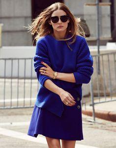 Оливия Палермо — Фотосессия для «Vogue» RU 2014 by Jason Kim