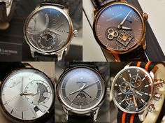 BASELWORLD Novelties - Maurice Lacroix 2015 Collection | Basel Shows