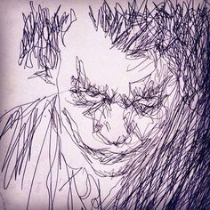 "The Joker by ""Stanislav aka ""Stan"" Dark Art"