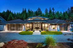 Luxury Contemporary Home by Trevor Euley, Canada | Amazing ...
